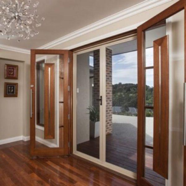 Security Hinged Doors Sydney