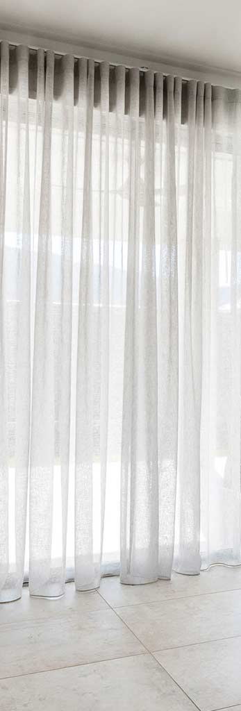 Davonne Blinds Sydney is a specialist in sheer curtains